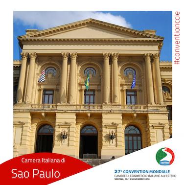 Convention cciaa estere Brasile San paolo