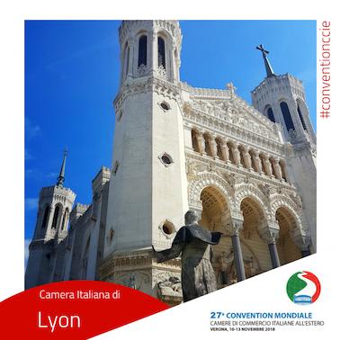 Convention cciaa estere Francia Lione