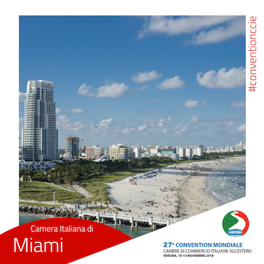 Convention cciaa estere Usa Miami