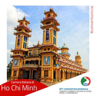 Convention cciaa estere Vietnam Ho Chi Minh