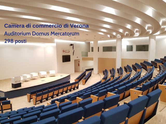 centrocongressi - Auditorium Domus Mercatorum