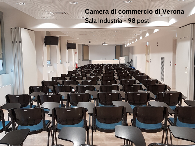 centrocongressi - sala Industria