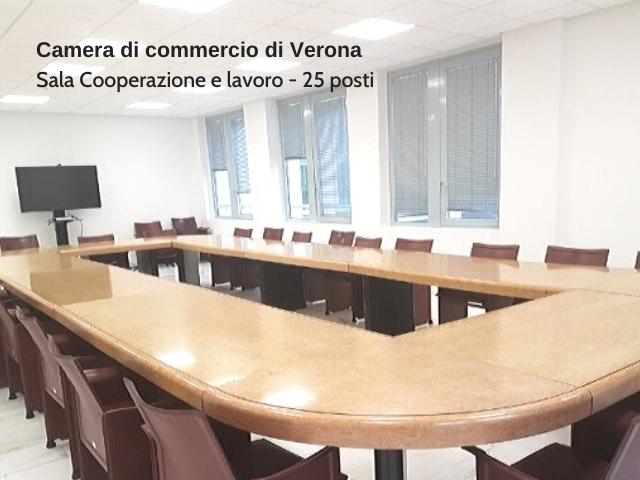 centro congressi - sala cooperazione e lavoro