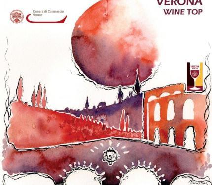 Copertina Guida Verona Wine top