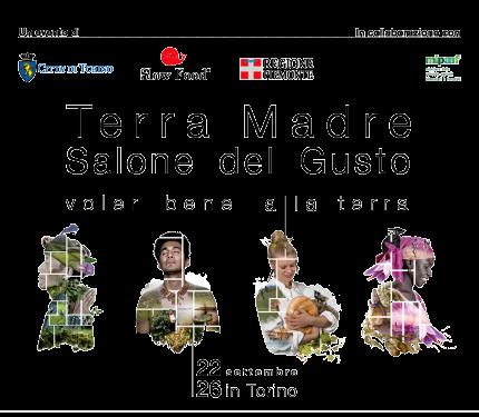 Logo Terra Madre - Salone del Gusto