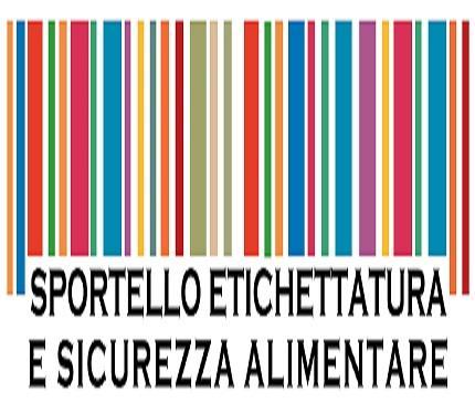Logo Sportello Etichettatura e Sicurezza alimentare
