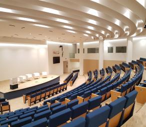 Auditorium Camera di commercio