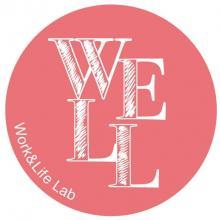 Logo well coworking